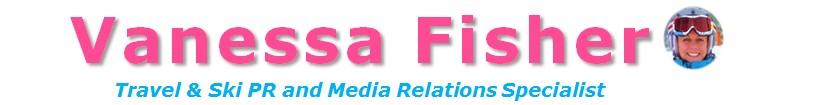 Vanessa Fisher, Travel PR, Ski PR, Public Relations, Media
