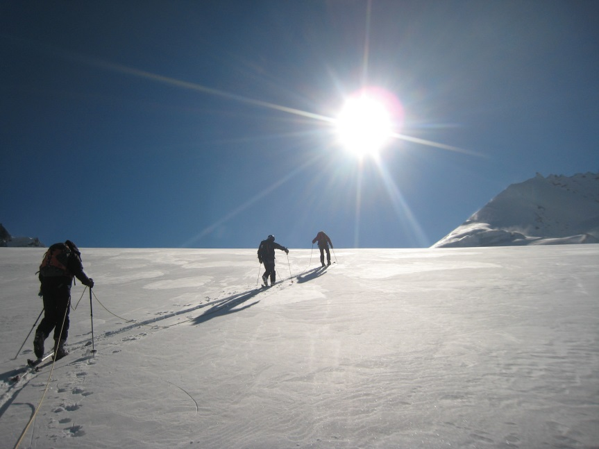 NEW Ski Touring Week in Zermatt with Matterhorn Chalets April 2016