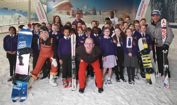 NATIONAL SCHOOL SNOWSPORTS WEEK