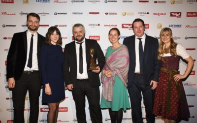 Ski-Lifts Hat-trick – BEST SKI TRANSFER OPERATOR 2017  for the Third Time at the World Ski Awards