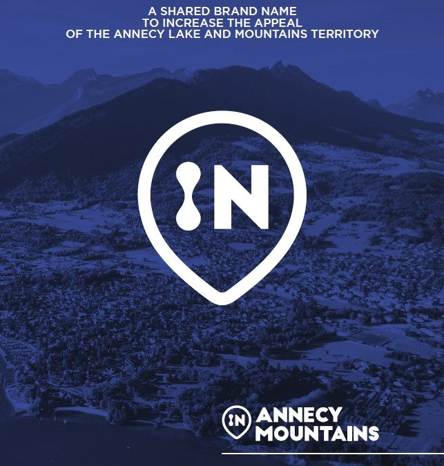 Launch of Annecy Mountains between Annecy Lake and Mountains