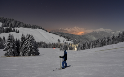 Full Moon Parties: 3rd February and 3rd March – La Clusaz, Annecy Mountains