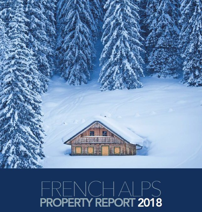 Erna Low Property Launches its  2018 French Alps Property Report including the South of France