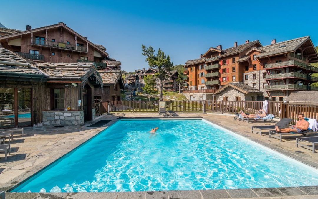 Arc 1950 Le Village – Summer in the Mountains