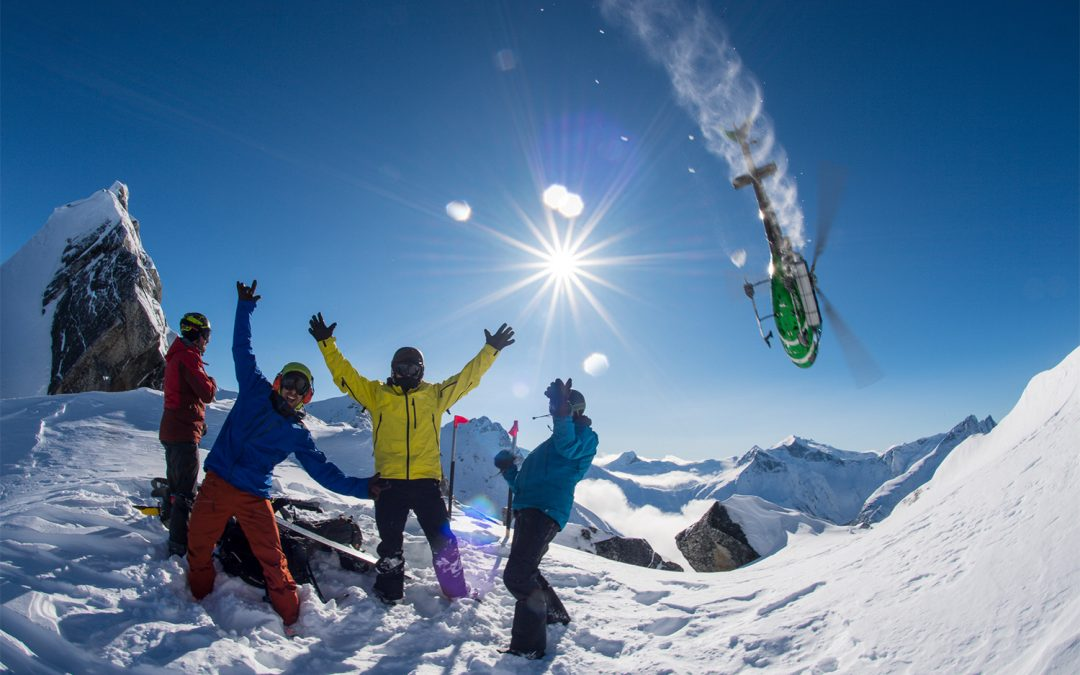 Canada interest spikes with skiers looking for a trip of a lifetime